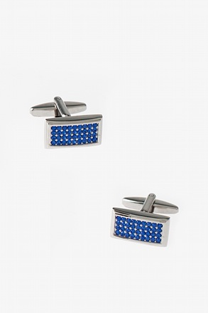 Rectangular Glam Cufflinks