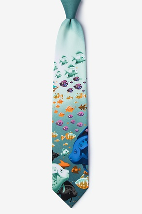 Something's Fishy Tie