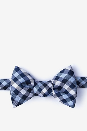 Bora Bora Light Blue Self-Tie Bow Tie