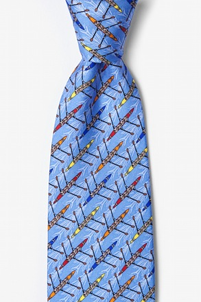 Crew Light Blue Tie