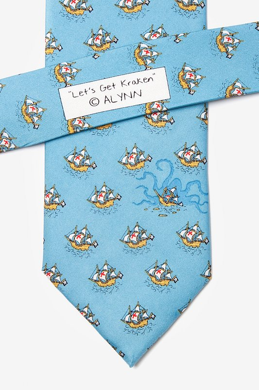 Let's Get Kraken Tie Photo (2)