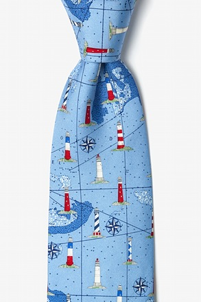 Lighthouse Point Tie