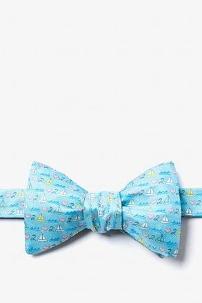 Love 2 Sail Self-Tie Bow Tie