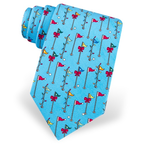 O Hole-y Night Tie by Alynn Novelty