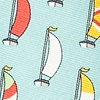 Light Blue Silk Seas the Day Tie