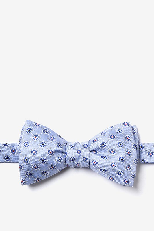 Taking The Helm Self Tie Bow Tie by Alynn Bow Ties