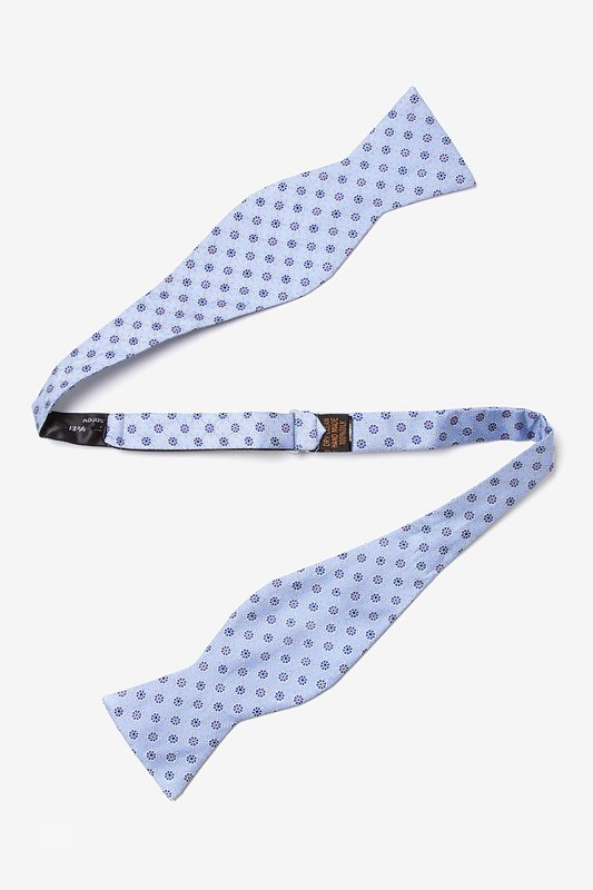 Taking the Helm Self-Tie Bow Tie
