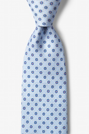 _Taking the Helm Light Blue Tie_