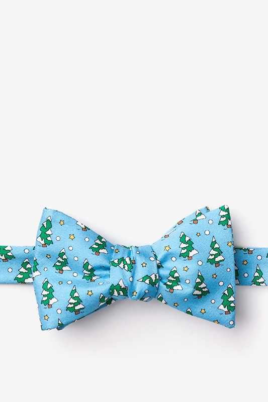 Tree-mendous Self-Tie Bow Tie Photo (0)