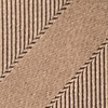 Light Brown Silk Granham Skinny Tie