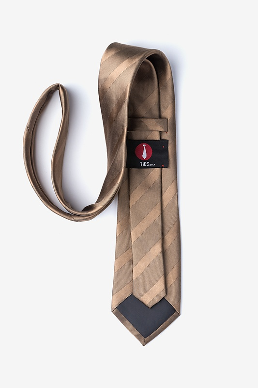Granham Light Brown Tie Photo (1)
