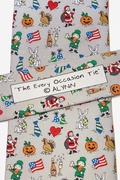 The Every Occasion Tie by Alynn Novelty