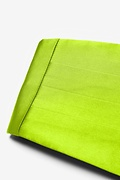 Lime Green Cummerbund Photo (2)