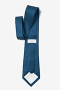 Mallard Blue Extra Long Tie