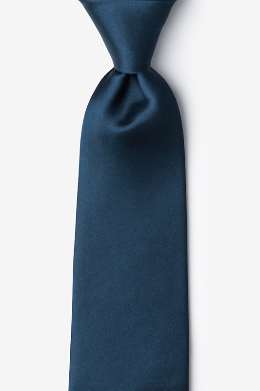 Mallard Blue Tie Photo (0)