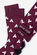Love Your Tribe Sock
