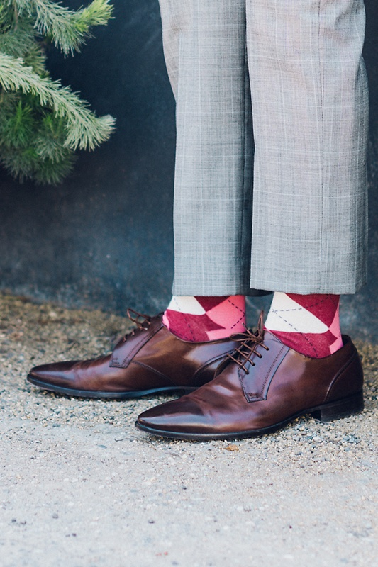 Westminster Argyle Maroon Sock Photo (2)