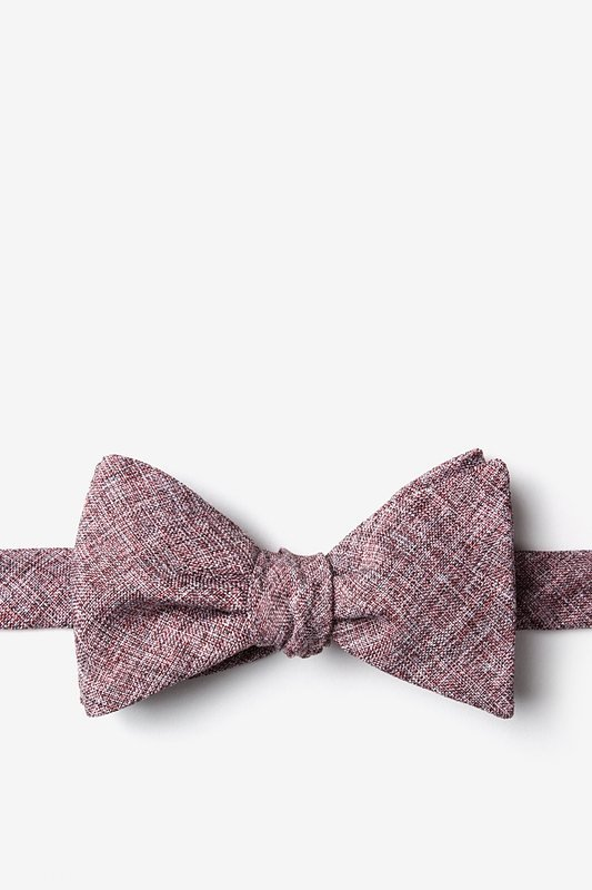 Galveston Self-Tie Bow Tie