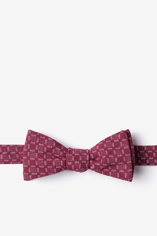 Nixon Skinny Bow Tie Photo (0)