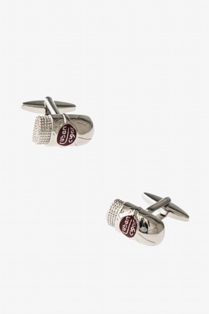_Cuban Cigar Cufflinks_