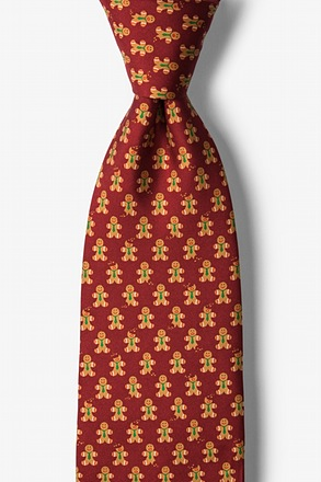Bread Men Tell No Tales Tie