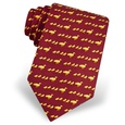 Ducks In A Row Tie by Alynn Novelty
