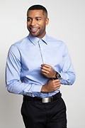 Elijah Classic Fit Dress Shirt