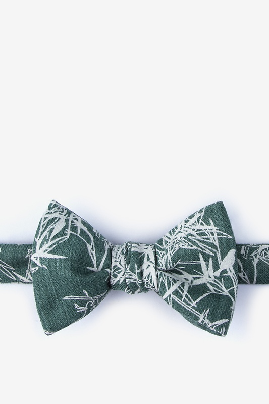 Ace Self-Tie Bow Tie Photo (0)