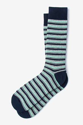 _Alexander Mint Green Sock_