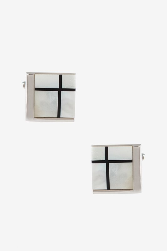 Corner Square Cufflinks Photo (0)