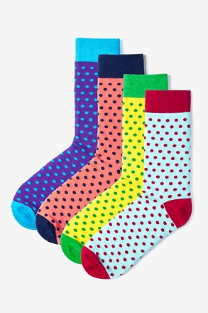 _Buena Park 5 Multicolor Sock Pack_