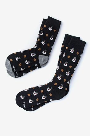 But First, Coffee His & Hers Socks