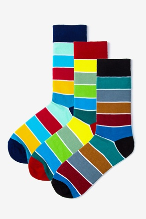 Cypress 4 Multicolor Sock Pack