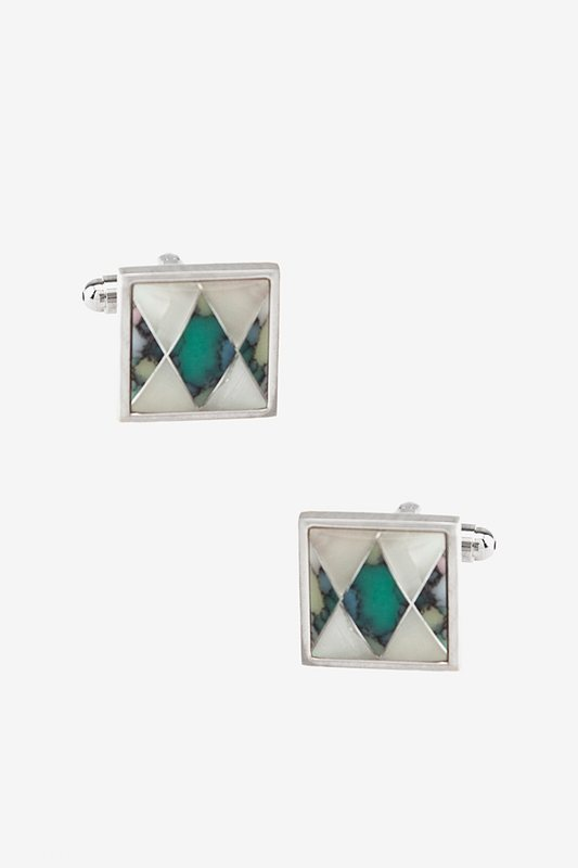 Abstract Prep Cufflinks