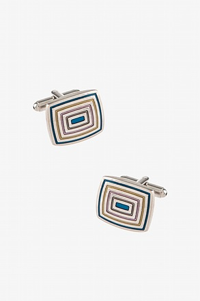 Mickey Multicolor Cufflinks