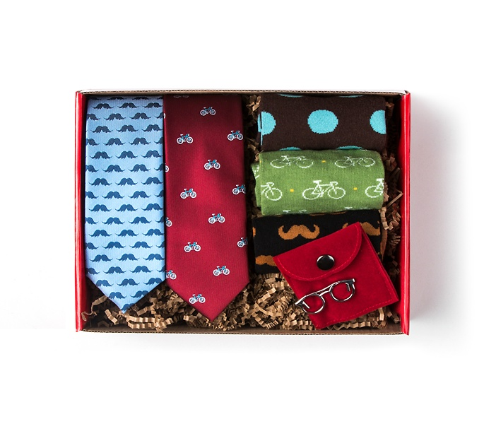 The Hipster (Skinny) Gift Box