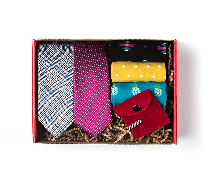 The Modern Gent Gift Box