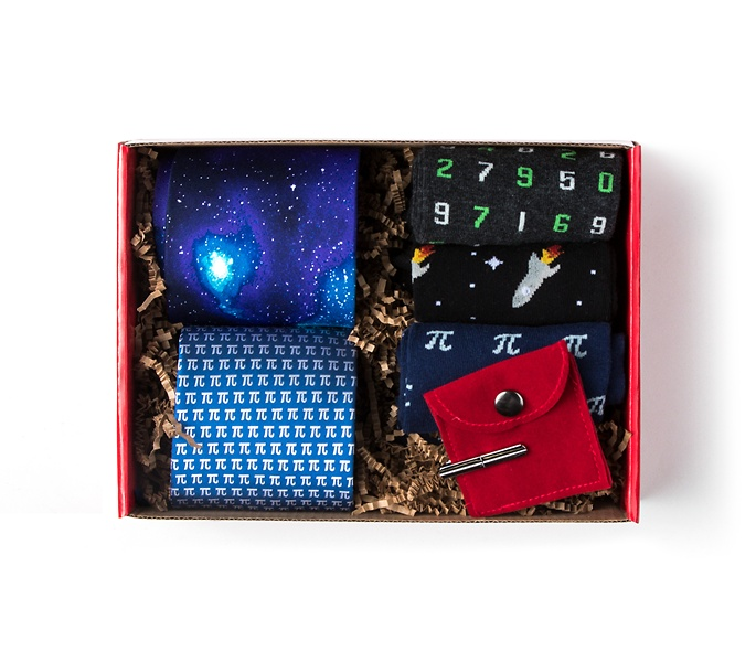 The Rocket Science Gift Box