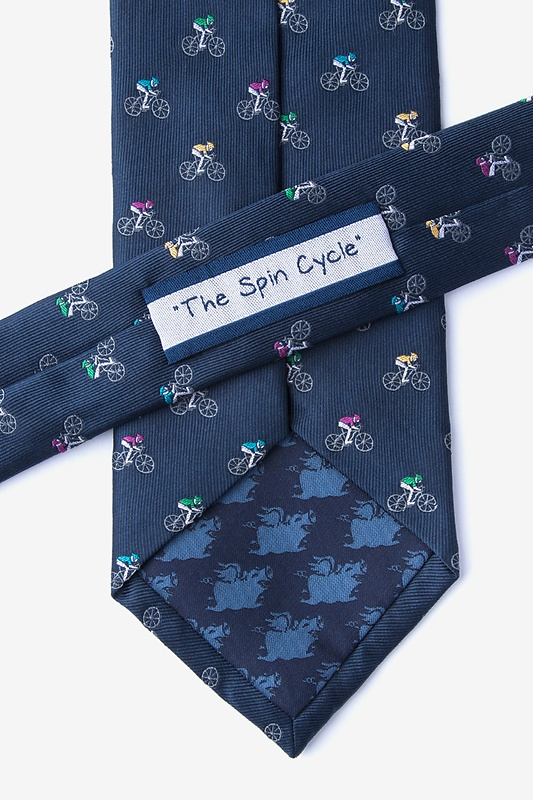 The Spin Cycle Tie