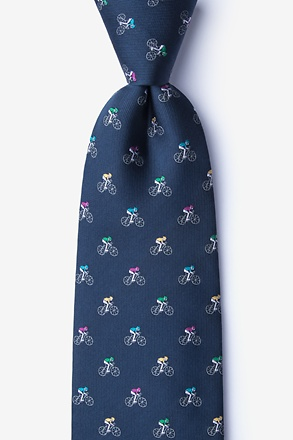The Spin Cycle Multicolor Tie