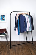 Executive Ladder Tie Rack