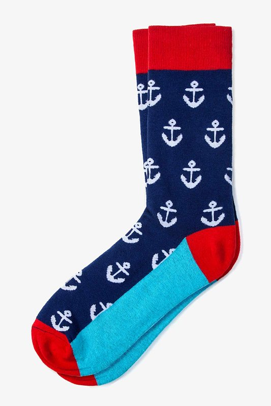 Anchor Sock Photo (0)