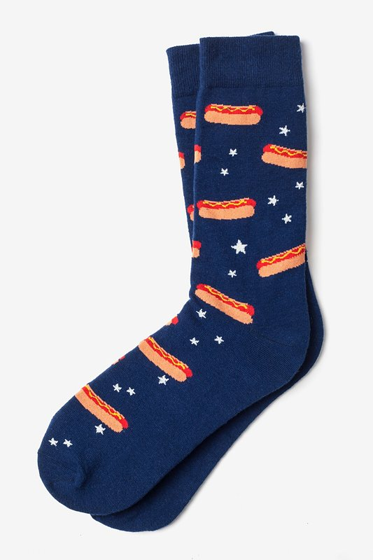 Hot Dog Dreams Sock