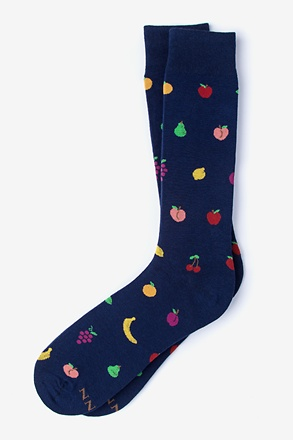 _My Favorite Pear Sock_