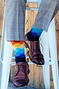 San Juan Capistrano Navy Blue Sock Photo (2)