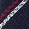 Navy Blue Cotton Beasley Tie
