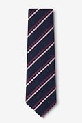 Beasley Navy Blue Tie Photo (1)