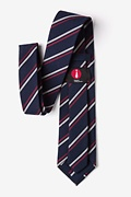 Beasley Navy Blue Tie Photo (2)