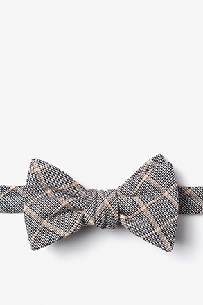 Bisbee Butterfly Bow Tie