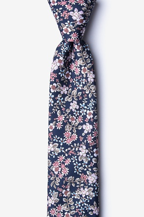 Campbell Skinny Tie